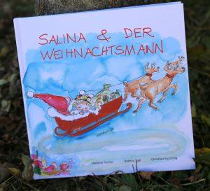 Salina & der Weihnachtsmann