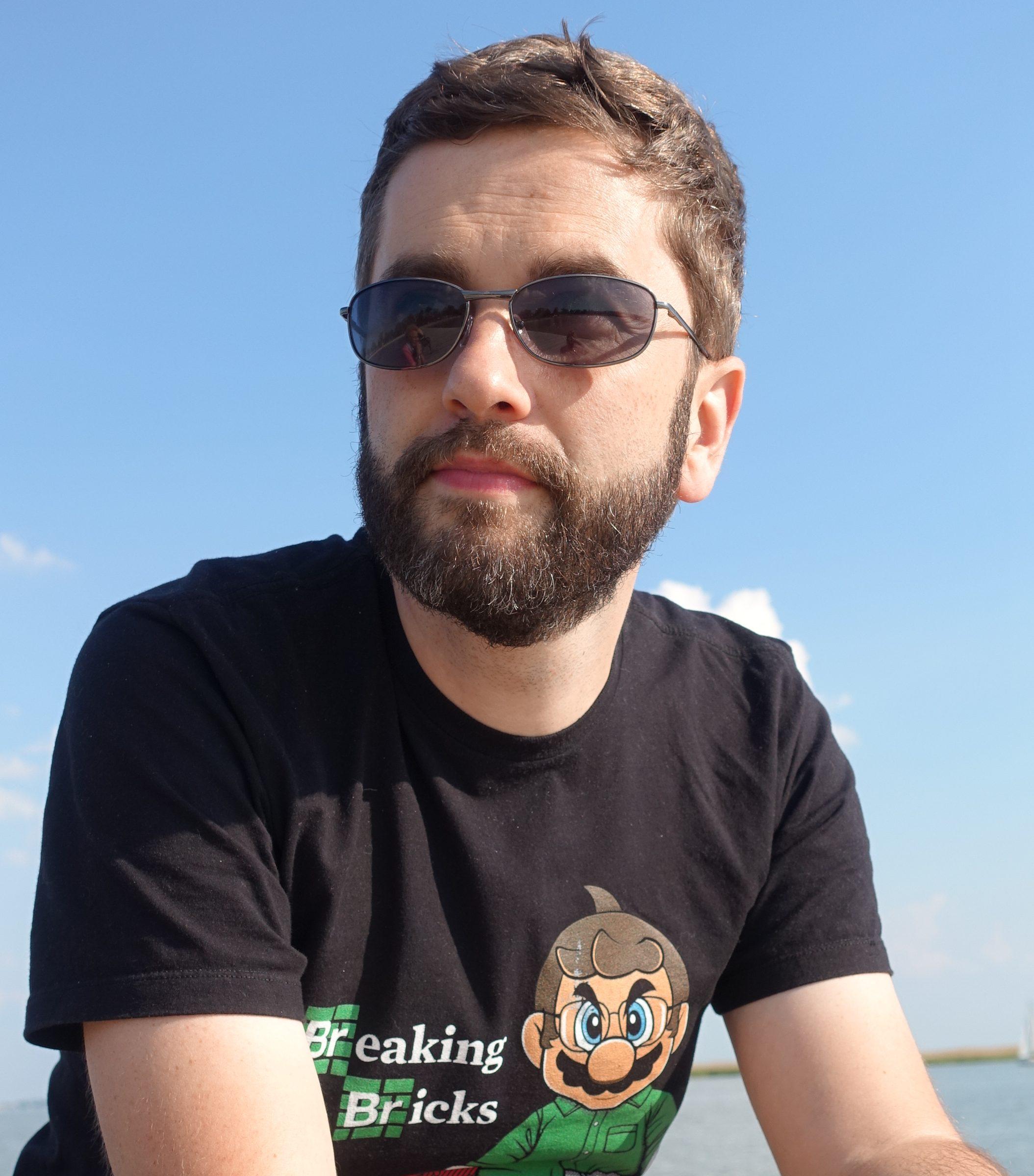 Wolfgang Hoi: Blogger, Zeilenmacher und Geschichtendenker.